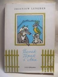 Okładka książki Borek, Topek i Aza