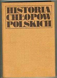 Okładka książki Historia chłopów polskich