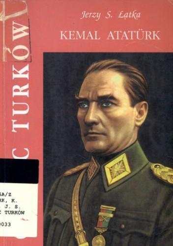 Okładka książki Ojciec Turków. Kemal Atatürk