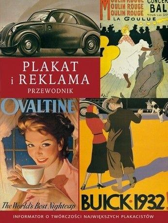 Okładka książki Plakat i reklama. Przewodnik