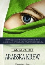 Arabska krew - Tanya Valko