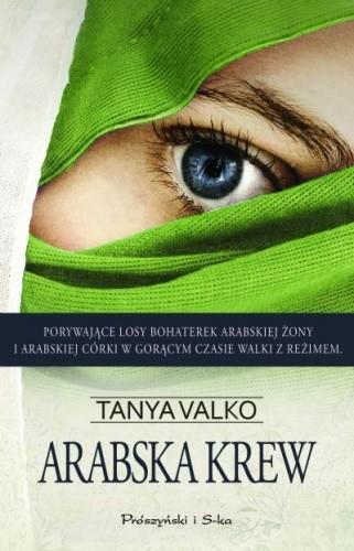 Okładka książki Arabska krew