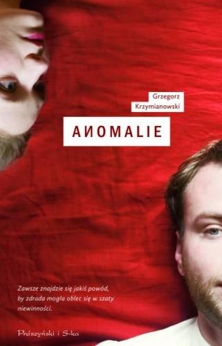 Okładka książki Anomalie