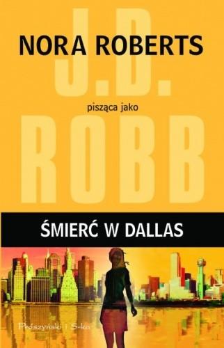 Okładka książki Śmierć w Dallas