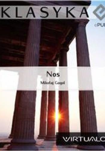 Okładka książki Nos