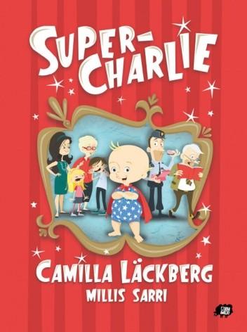 Okładka książki Super Charlie