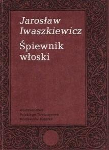 Okładka książki Śpiewnik włoski