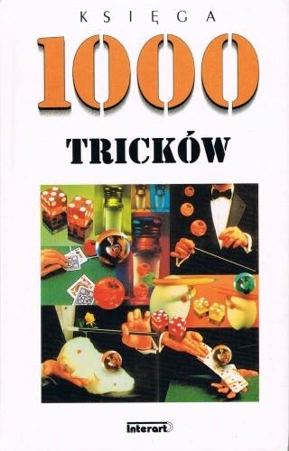 Okładka książki Księga 1000 tricków