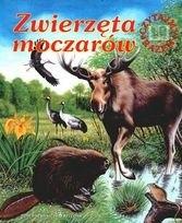 Okładka książki Zwierzęta moczarów