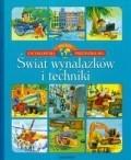 Okładka książki świat wynalazków i techniki