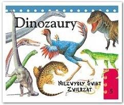 Okładka książki Dinozaury Niezwykły świat zwierząt
