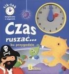 Okładka książki Czas ruszać ... ku przygodzie