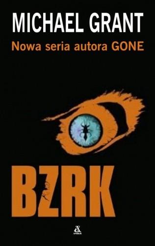 Okładka książki BZRK