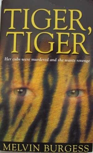 Okładka książki Tiger, Tiger