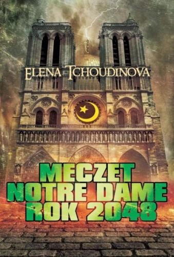 Meczet Notre Dame. Rok 2048 - Elena Tchoudinova
