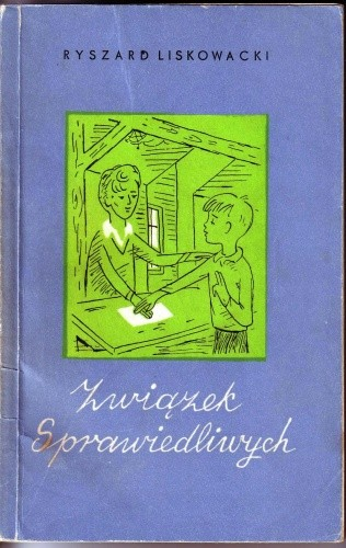 Okładka książki Związek Sprawiedliwych