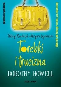 Okładka książki Torebki i trucizna