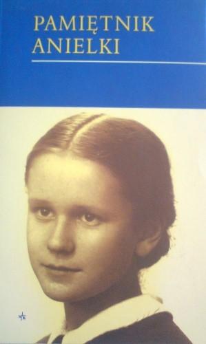Okładka książki Pamiętnik Anielki