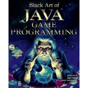 Okładka książki Black Art Of Java Game Programming