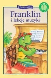 Okładka książki Franklin i lekcja muzyki