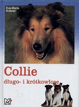 Okładka książki Collie długo- i krótkowłose