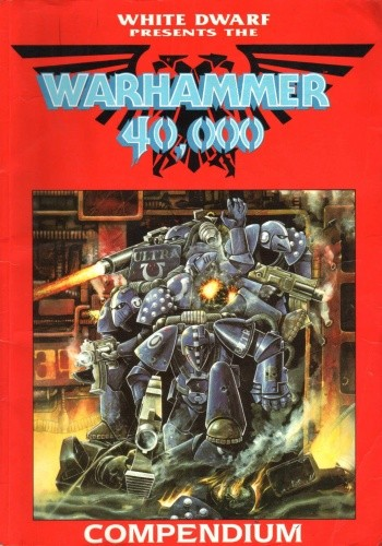 Okładka książki Warhammer 40,000 Compendium
