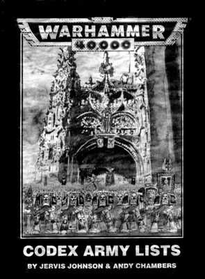 Okładka książki Codex Army Lists