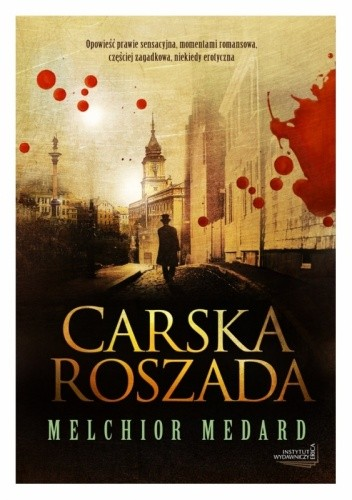 Okładka książki Carska roszada
