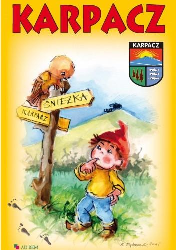 Okładka książki Bajkowy przewodnik dla dzieci. Karpacz