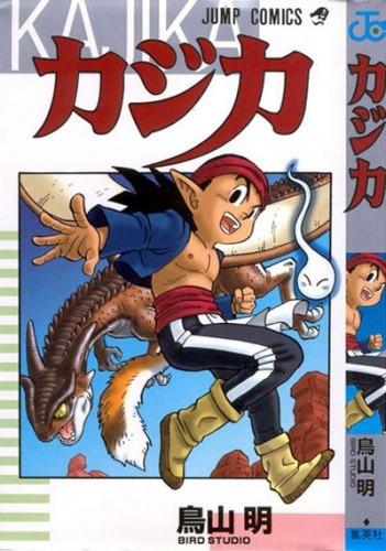 Okładka książki Kajika