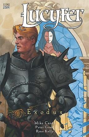 Okładka książki Lucyfer: Exodus