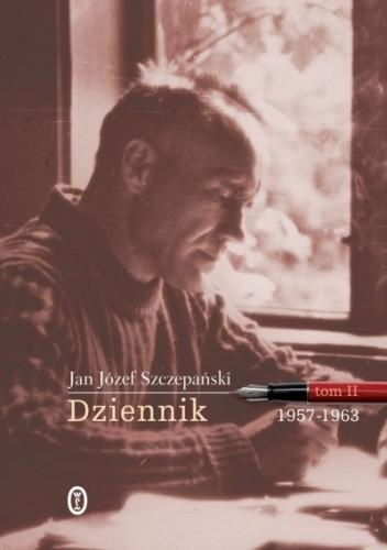 Okładka książki Dziennik. Tom II: 1957-1963