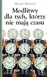 Okładka książki Modlitwy dla tych, którzy nie mają czasu