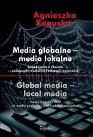 Okładka książki MEDIA GLOBALNE – MEDIA LOKALNE