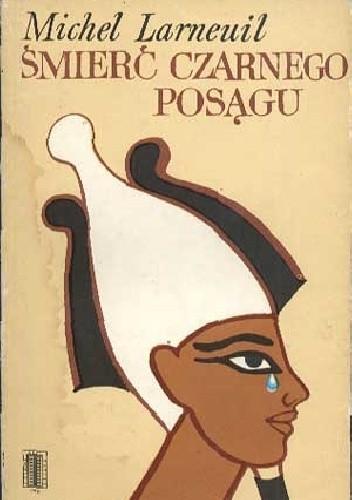 Okładka książki Śmierć czarnego posągu