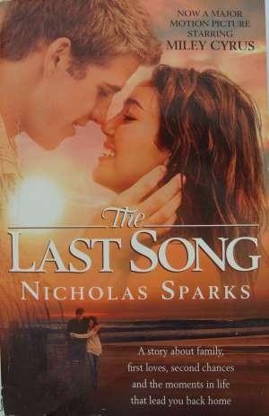Okładka książki The Last Song