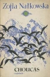 Okładka książki Choucas