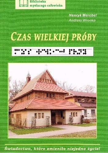 Okładka książki Czas wielkiej próby