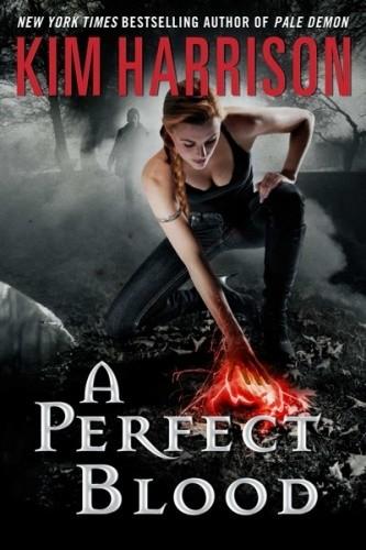 Okładka książki A Perfect Blood