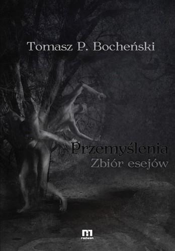Okładka książki Przemyślenia. Zbiór esejów
