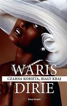 Okładka książki Czarna kobieta, biały kraj