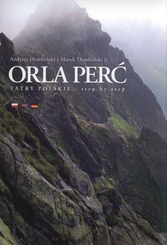 Okładka książki Orla Perć