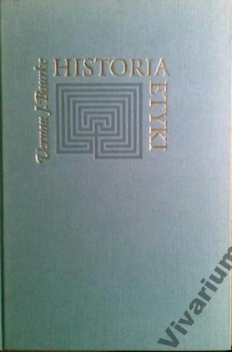 Okładka książki Historia Etyki