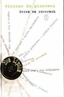 Okładka książki Serca na rowerach