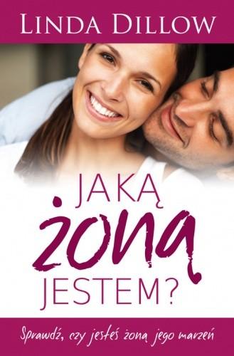 Okładka książki Jaką żoną jestem?