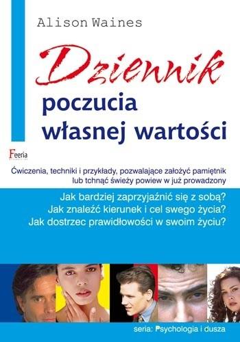 Okładka książki Dziennik poczucia własnej wartości
