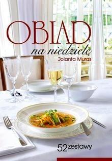 Okładka książki Obiad na niedzielę
