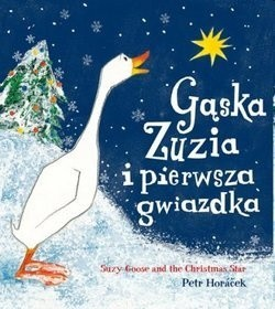 Okładka książki Gąska Zuzia i pierwsza gwiazdka