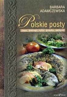 Okładka książki Polskie posty