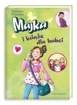 Okładka książki Majka i książę dla babci